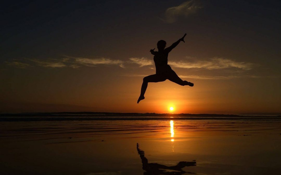 El miedo a ser feliz